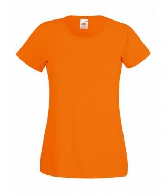 Женская Футболка LADY-FIT VALUEWEIGHT T