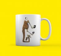 Кружка с Жирафой