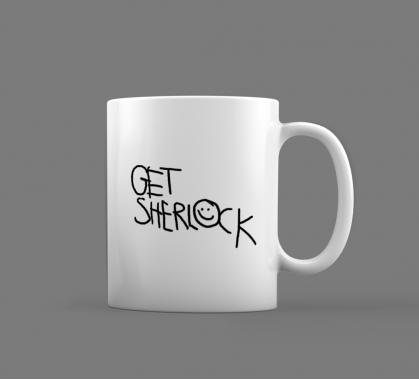 Кружка из сериала Шерлок