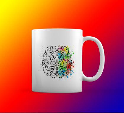 Кружка Мозги