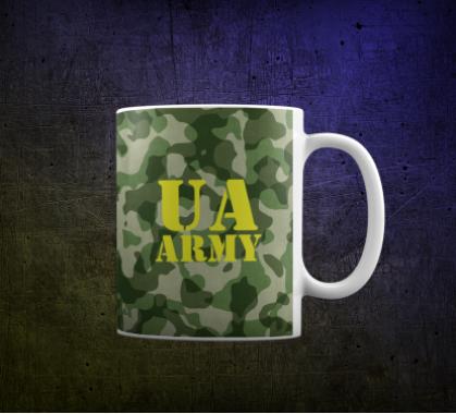Кружка UA Army G