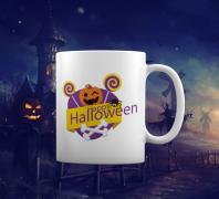Кружка Счастливого Хэллоуина