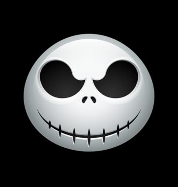 Свитшот с принтом Привидение Джека