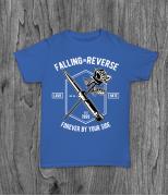 Футболка с принтом Falling In Reverse