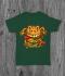 Футболка с принтом Curse Of The Burger