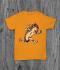 Футболка с принтом Hot Dog Hero