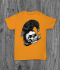 Футболка с принтом Skull Crow