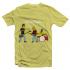 Футболка с принтом  Nirvana Simpsons style