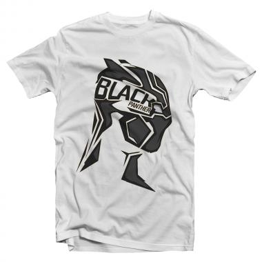 Футболка с принтом Чёрная Пантера