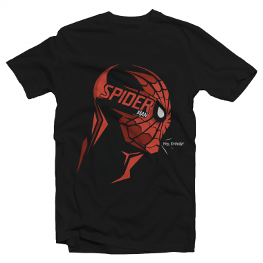 Футболка с принтом Человек-паук