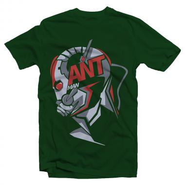Футболка с принтом Человек-муравей