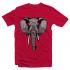 Футболка с принтом Elefant