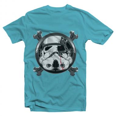 Футболка с принтом Imperial dog
