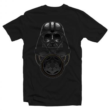 Футболка с принтом Vader