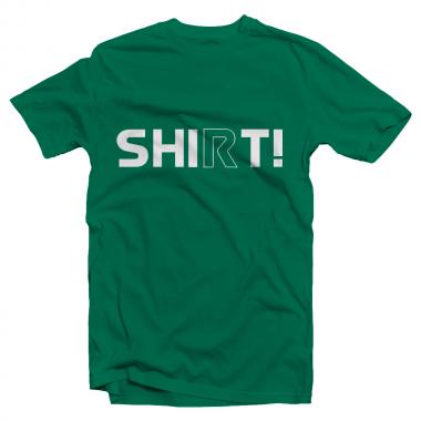 Футболка с принтом Shirt