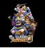 Футболка с принтом Clash Royale