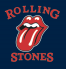 Футболка с принтом Rolling stones