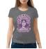Женская футболка с принтом Deep Purple