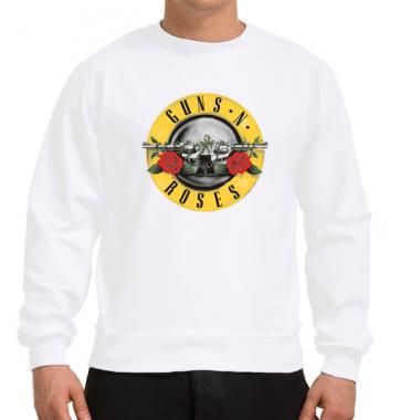 Свитшот с принтом Guns N Roses