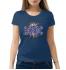 Женская футболка с принтом АйСи ДиСи