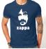 Футболка с принтом Zappa