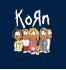 Женская футболка с принтом KoЯn