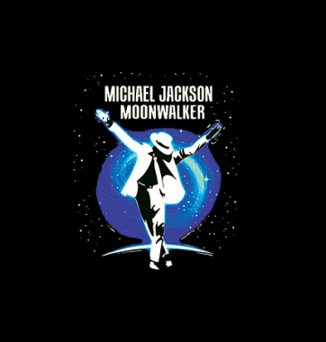 Футболка с принтом Майкл Джексон