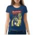 Женская футболка с принтом Немецкая овчарка
