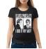 Женская футболка с принтом Элвис Пресли