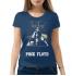 Женская футболка с принтом Пинк Флойд