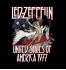 Свитшот с принтом Led Zeppelin