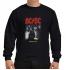 Свитшот с принтом AC/DC