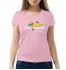 Женская футболка с принтом Gomer Sleep