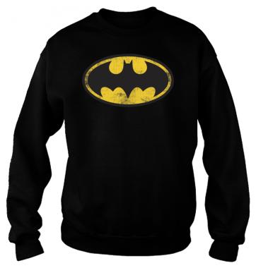 Свитшот с принтом Бэтмен