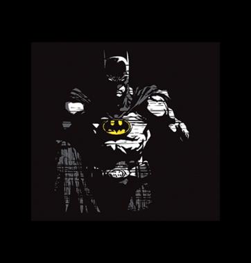 Футболка с принтом Бэтмен
