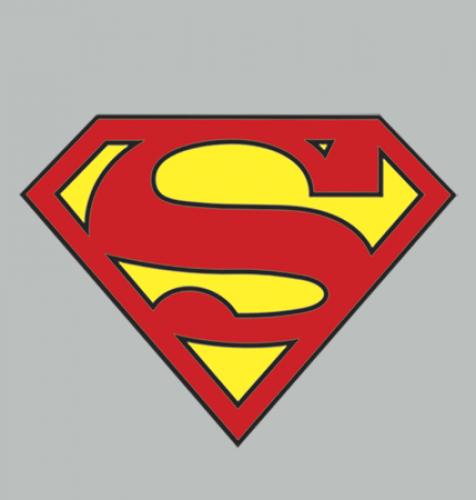 Футболки с принтами - купить Женская Футболка с принтом Супермэн по ... 082b9d5d650f9