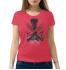 Женская футболка с принтом Logan