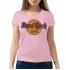 Женская футболка с принтом Hard Rock