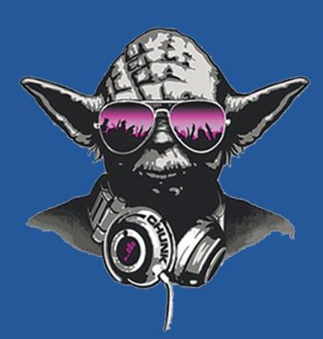 Мужская футболка с принтом Star Wars