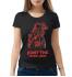 Женская футболка с принтом Joint the dark side