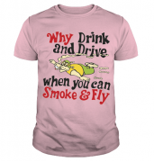 Футболка с принтом Smoke And Fly