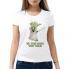 Женская футболка с принтом To The Hand you talk