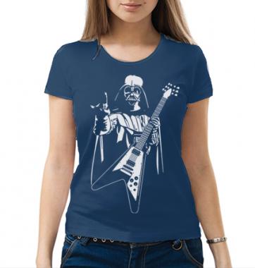 Женская футболка с принтом StarWars Dart
