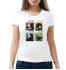 Женская футболка с принтом All you need