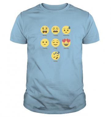 Футболка с принтом Emoji