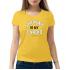 Женская футболка с принтом Shopping is my cardio