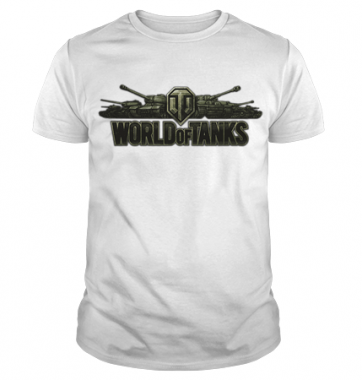 Футболка с принтом World of tanks