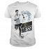 Футболка с принтом Lionel Messi