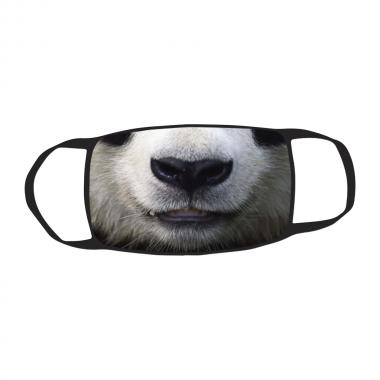 Маска c принтом Панда