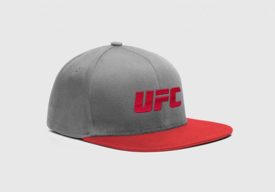 Кепка Снепбек UFC